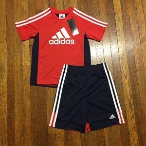 Adidas Boy Multi Sport Set